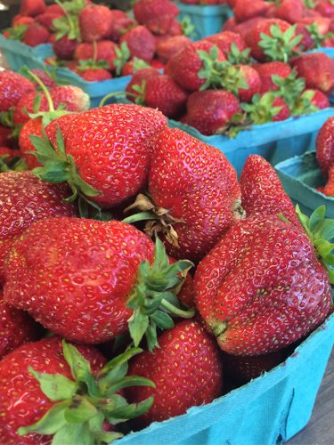 Strawberries - Find Fresh Farm Markets and Groceries in NJ