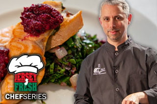 Jersey Fresh Chef Video Series. Cook local food with NJ chefs.